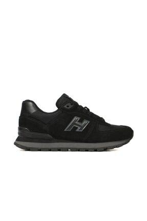 Hammer Jack Peru Unisex Siyah-füme  Spor Ayakkabı