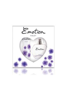 Emotion Violet Kadın Parfüm 50ml + 150ml Deodorant