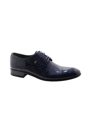 Pierre Cardin P63142g Erkek Rugan Klasik Ayakkabı - Lacivert - 42