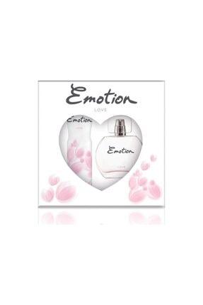 Emotion Love Kadın Parfüm 50ml + 150ml Deodorant