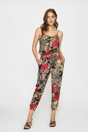 Batik Y42818 Dkm Desenlı Casual Pantolon
