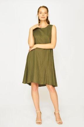 Batik Kadın Yeşil Elbise