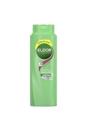 Elidor Sağlıklı Uzayan Saçlar Biotin Şampuan 650 Ml