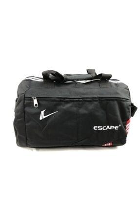 Escape  Unisex Siyah Spor Çanta