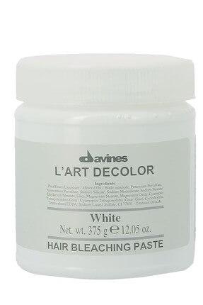 Davines L'Art Decolor White Krem Açıcı 375 g 8004608215295