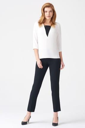 Naramaxx Kadın Beyaz Bluz 17K11118Y952