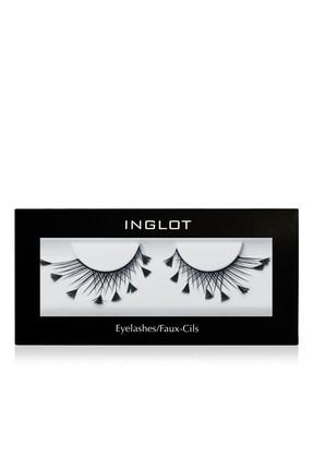 Inglot Tüylü Takma Kirpik - Decorated Feather Eyelashes 62F 5907587106628