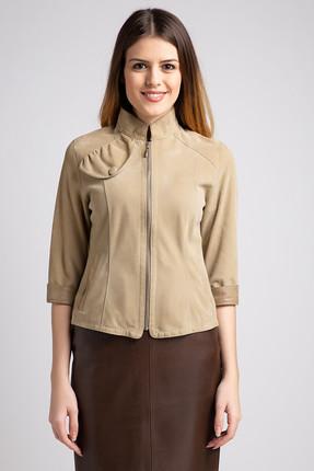 Deriderim Kadın Kemik Deri Ceket K-1226