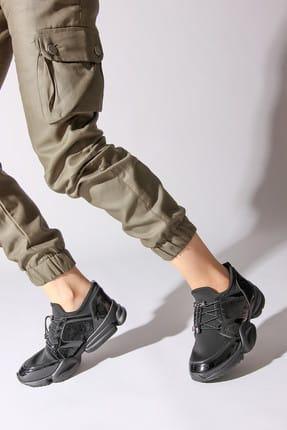 Rovigo Siyah Kadın Sneaker 11112183010-01