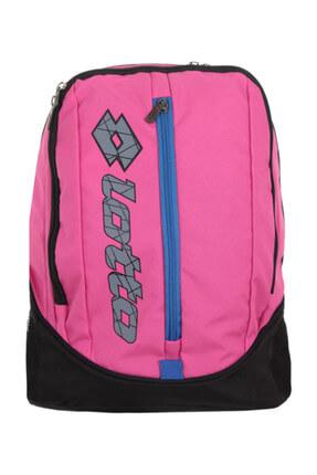 Lotto Unisex Sırt Çantası - Backpack Condord 6Pcs Unisex Sırt Çantası Pembe - N5518