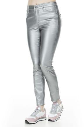 Armani Kadın Gümüş Jeans 3GYJ69 Y2GQZ 1944