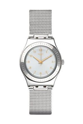 Swatch  Kadın Gümüş Kol Saati YLS187M
