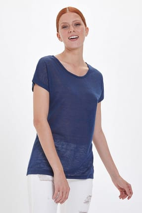 Loft Kadın T-shirt LF2022847