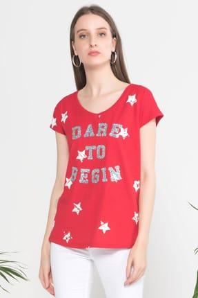 VENA Kadın Dare T/Shirt 2Y1828319