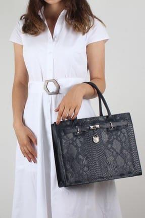 Luwwe Bag's Lacivert Kadın Kol Çantası LWE203041016