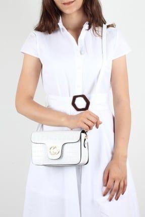 Luwwe Bag's Beyaz Kadın Omuz Çantası LWE203031005