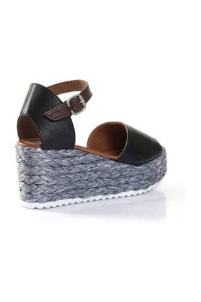 Bueno Shoes Gül Kurusu Kadın Sandalet