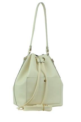 Housebags Bej Kadın Omuz Çantası  974-1