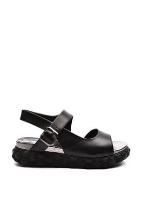 Greyder Kadın Sıyah Sandalet 9Y2TS53446