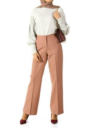 ALLDAY Pudra Cepli Klasik Pantolon