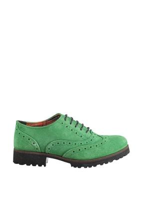 İnci Açık Yeşil Kadın Loafer ZY5146301094