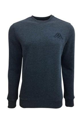 Kappa Lacivert Unisex Basic Sweatshirt - 1 303RAG0 831XXL