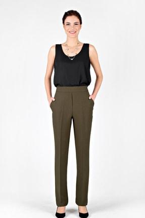 Spazio Kadın Yeşil Gabrio Pantolon 40094757
