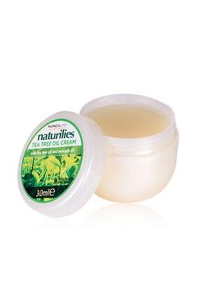 Hunca Naturilies Çay Ağacı Özlü Yağlı Krem 30 ml