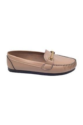 Ayakland Kadın Cilt Babet Ayakkabı