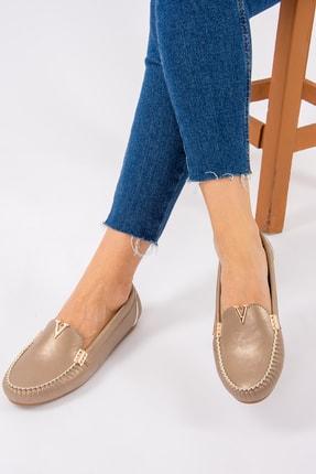Fox Vizon Kadın Klasik Ayakkabı F757009001