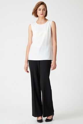 Naramaxx Kadın Beyaz Bluz 17Y111181032