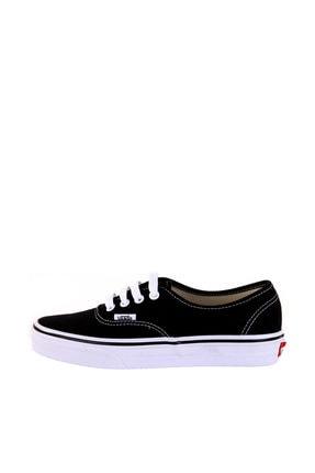 Vans 000EE3BLK1-R Vans Authentic Unisex Spor Ayakkabı Siyah