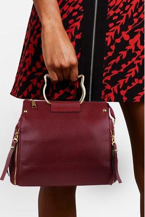 Housebags Bordo Kadın Çanta 131