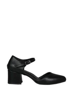 Punto Siyah Kadın Klasik Ayakkabı 19Y423B0019-02