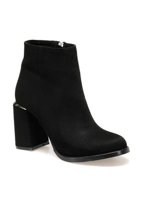 Butigo LUANDA Siyah Kadın Topuklu Bot 100523437