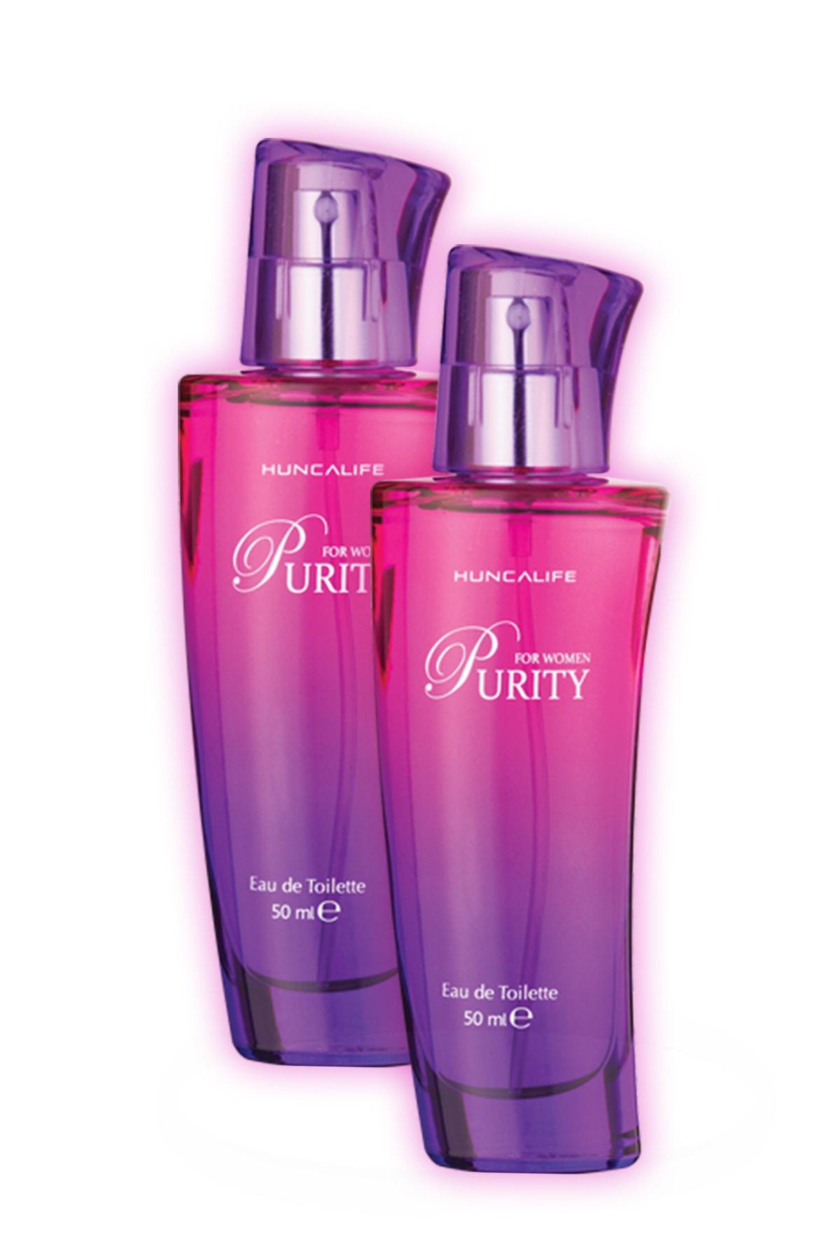 Hunca Purity Edt 50 ml 2li Kadın Parfümü 2011070200004