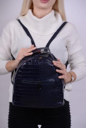 Housebags Lacivert Kadın Sırt Çantası 112