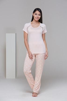 PJS PİJAMA 21525 Kısa Kol Pijama Takım