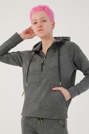 Airlife Kadın Desenli Sweatshirt
