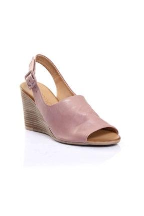Bueno Shoes Bej Bayan Sandalet 9n1407