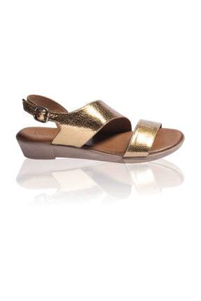 Bueno Bronz Kadın Sandalet 9L1508