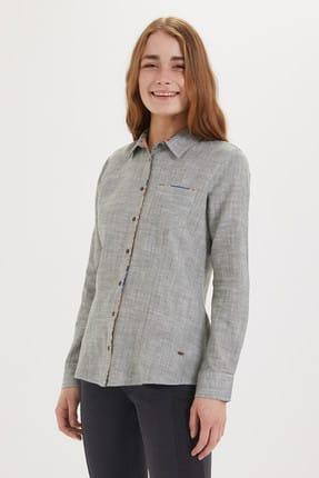 Lee Cooper Kadın Selly Uzun Kol Gömlek 192 LCF 241002