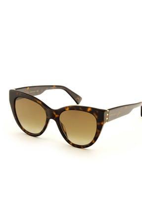 Gucci Kadın Kahverengi Güneş Gözlüğü GG0460S 002 53