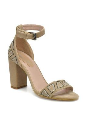 Butigo 18S-087 Bej Kadın Ayakkabı 100311838