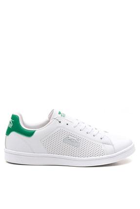 Slazenger Zebra Sneaker Kadın Ayakkabı Beyaz / Yeşil