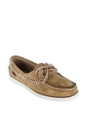 Sebago Kadın Bej Lofer Ayakkabı