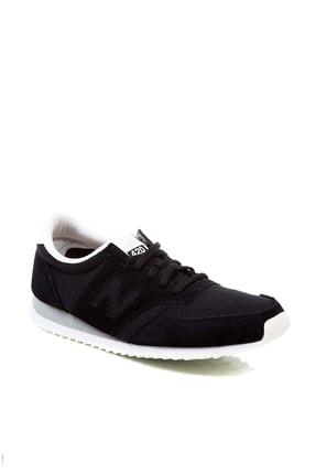 New Balance 420 Kadın Siyah Günlük Spor Ayakkabı - WL420MBC