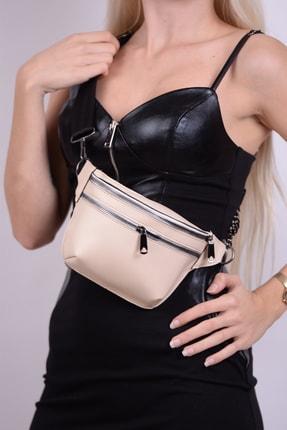 Housebags Bej Kadın Bel Çantası 148