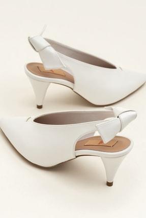 Elle NELIDA-1 Beyaz Kadın Ayakkabı