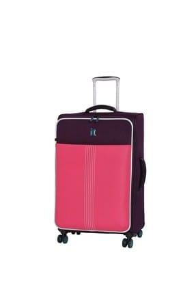 ITLUGGAGE Pembe Unisex Kabin Boy Valiz 4862257130032